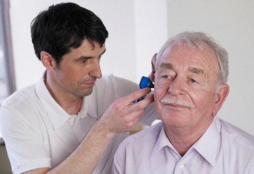 Физиотерапия при шуме в голове