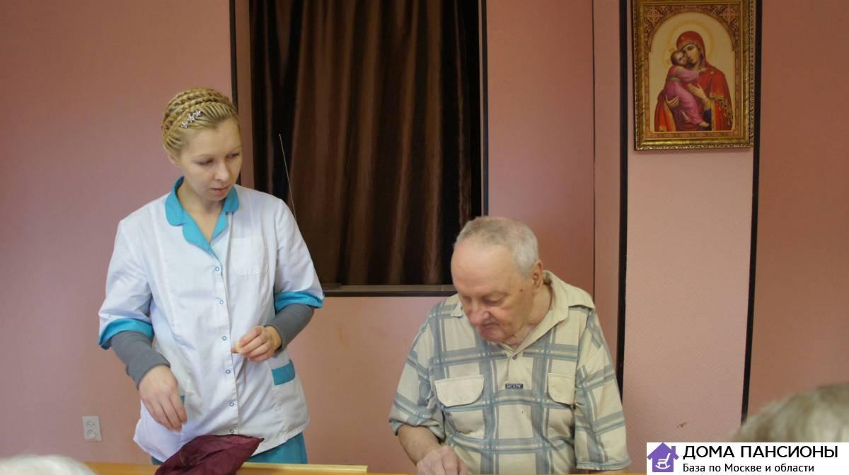 Доброта в доме престарелых дома престарелых иркутск условия