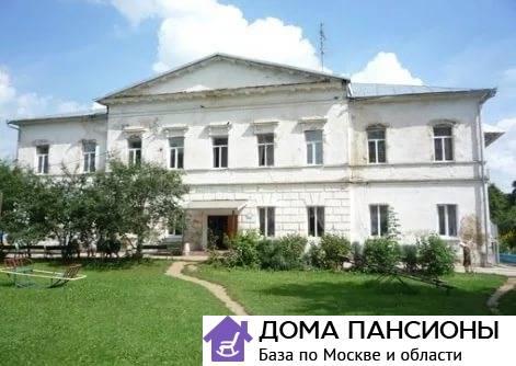 храмы в домах престарелых москвы