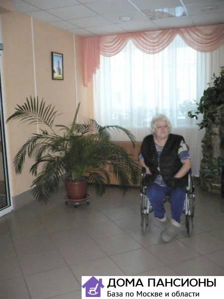 Дом престарелых в г климовске педикюр пожилому человеку на дому