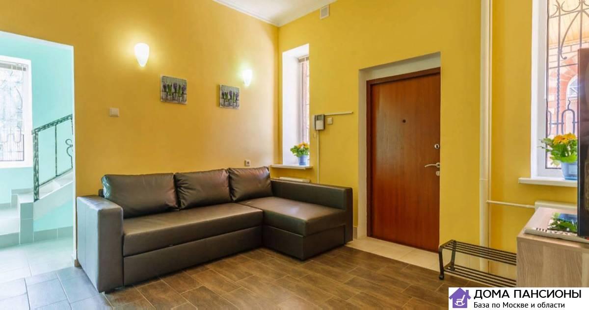 Дома престарелых второй дом психоневрологический интернат для пожилых и инвалидов
