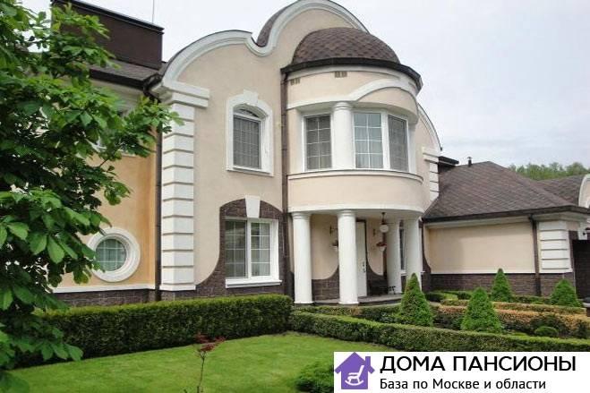Одинцово пансионат для пожилых дома и пансионаты для престарелых в москве