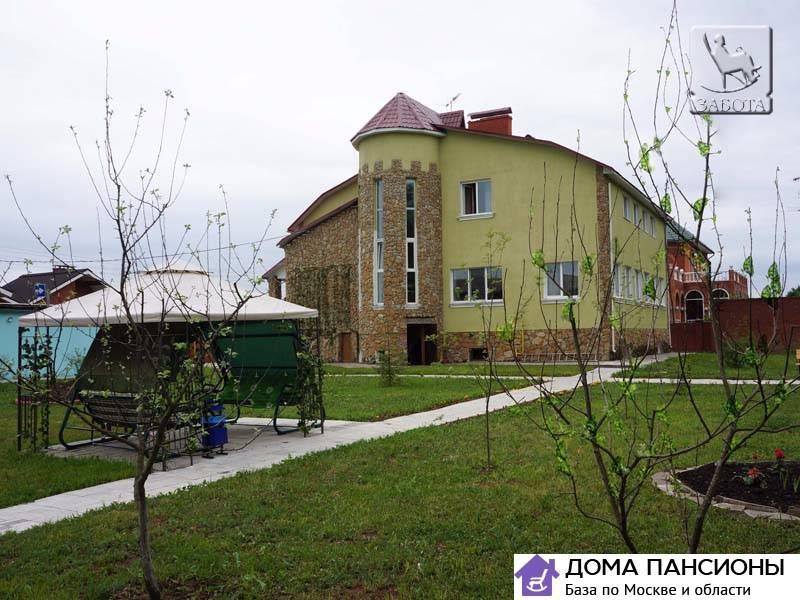 Пансионат для престарелых забота московская область реабилитация после перелома шейки бедра пансионат