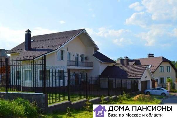 Дома престарелых в новой москве парус пансионат для пожилых людей