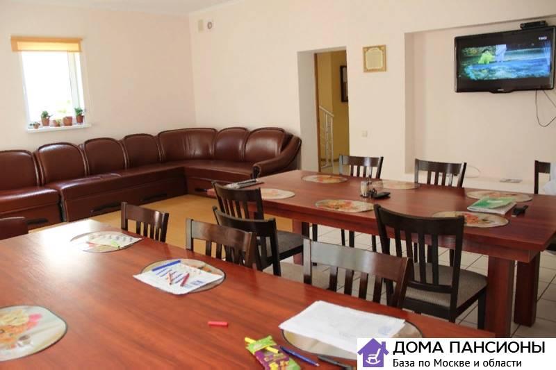 Пансионаты престарелых москва дом престарелых уразовка