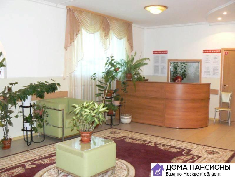 рязанская область престарелый дом