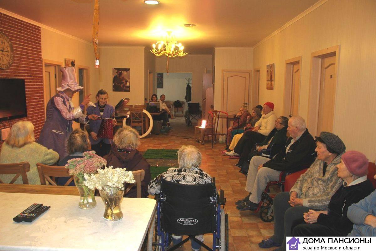 дом престарелых в зеленогорске ленинградской области