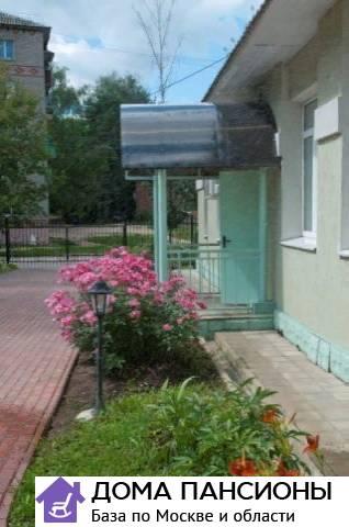 Дом престарелых и инвалидов в дмитрове пансионат для лежачих больных красное село