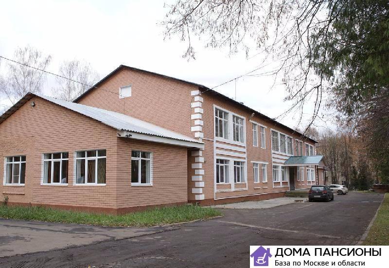 Частный дом престарелых москва и московская область цены специальный дом для пожилых и одиноки